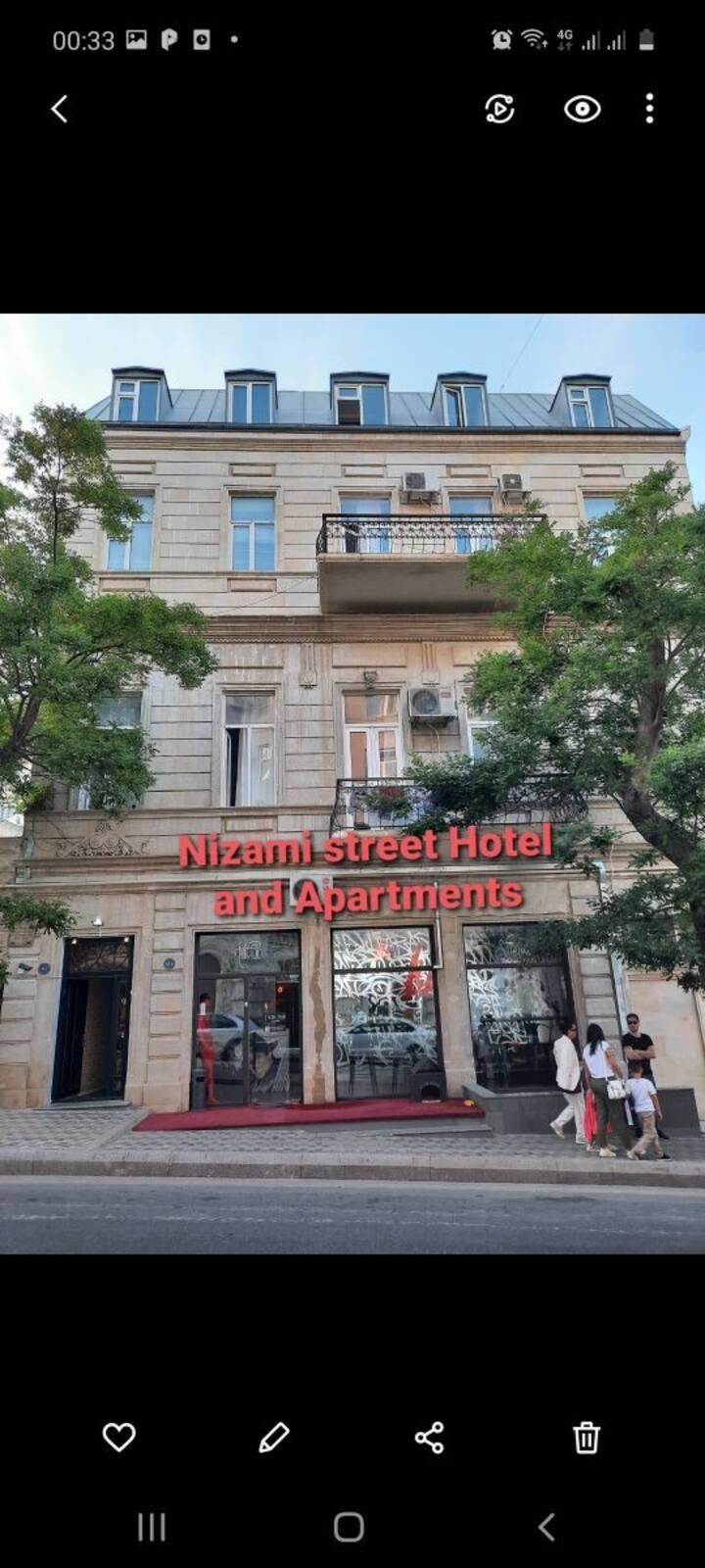Nizami street Butik Hotel