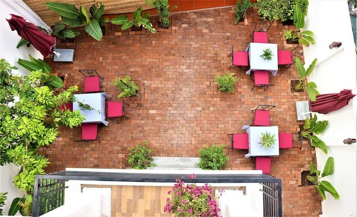 Tấm Villa boutique hotel- Tam Coc Hoa Lu