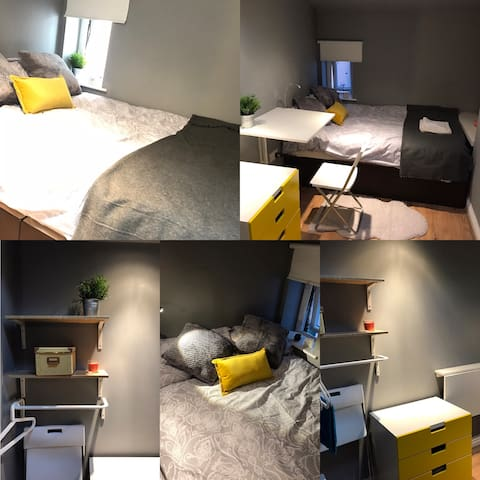 Beautiful 1 bed cosy studio apartment