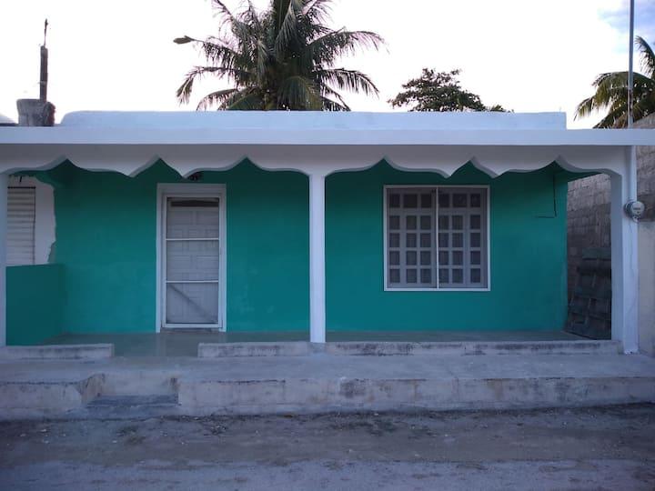 """El paraíso escondido de Yucatán """"el cuyo"""""""