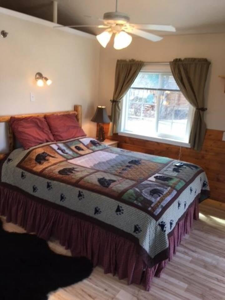 Hunter Cabin (Denali Fireside)