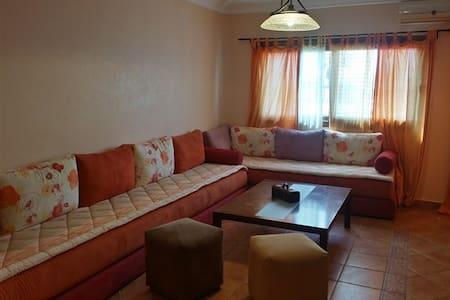 appartement pour une vue panoramique - Casablanca