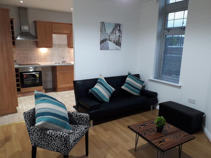 Luxury and Stylish 2 bedroom apartment - ensuite