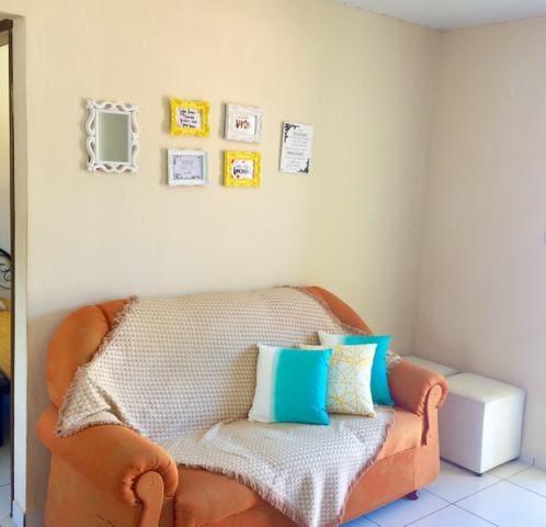 Apartamento em Itamaracá - Forte Orange - Ilha de Itamaracá - Pis