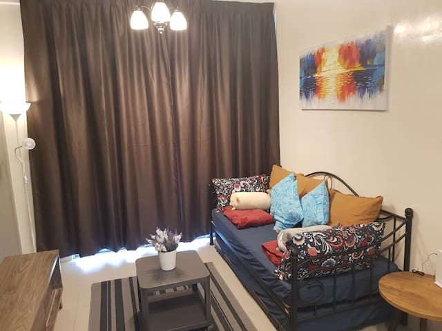 Cosy Nook-Golden Hills/Night Market/Wifi//TV