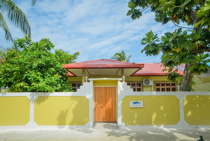 Whale Shark Inn Maldives