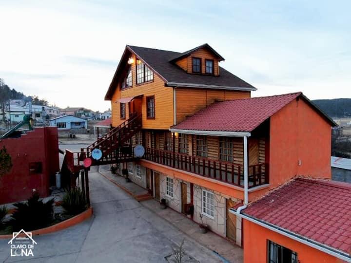 Hotel Cabañas Claro de Luna
