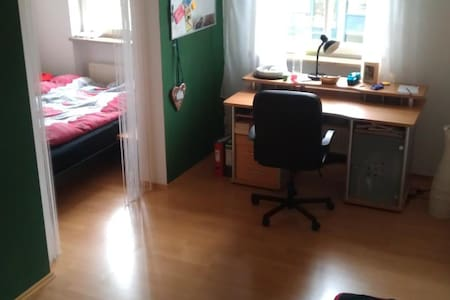 Zimmer in perfekter Lage zw. Hofgarten und Stadt - Bayreuth