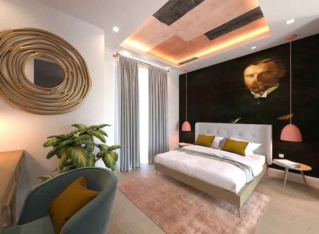 KNGTS-Luxury Spacious Designer Hotel Rm St. Julian