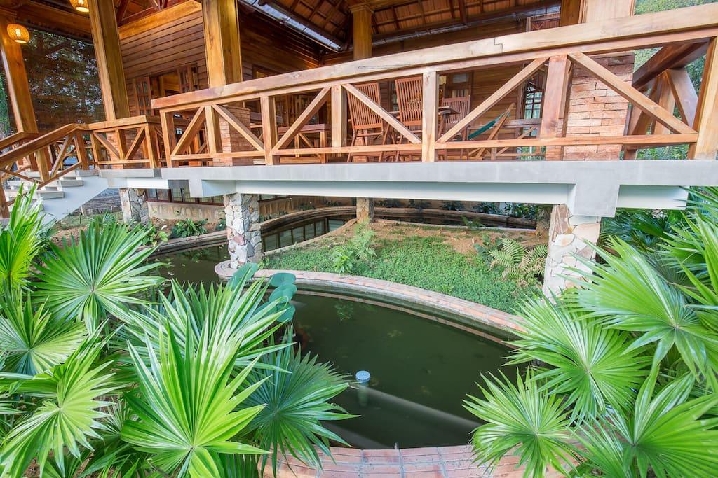 the garden house phu quoc wooden villa h u00e4user zur