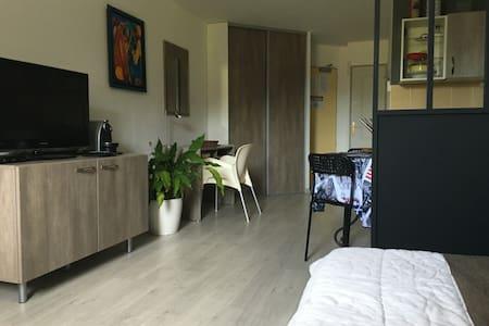 """Studio résidence """"le Splendid """" - Allevard"""