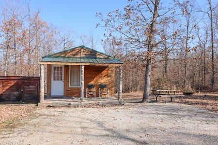 Cabin by Bennett Spring Park