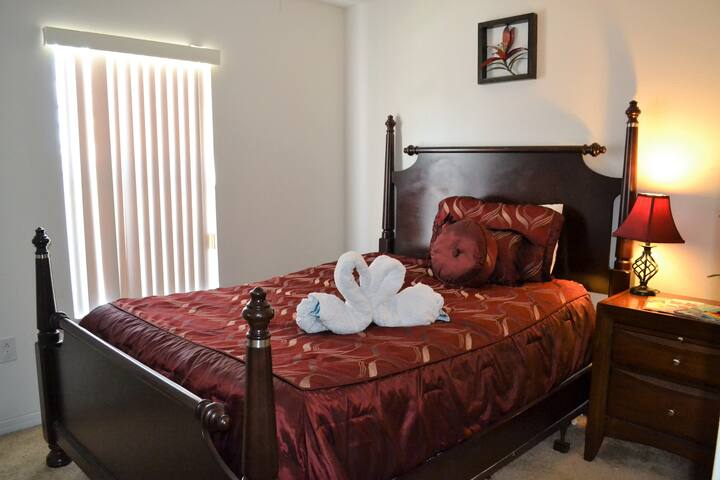 Cozy room near Disney and other theme parks