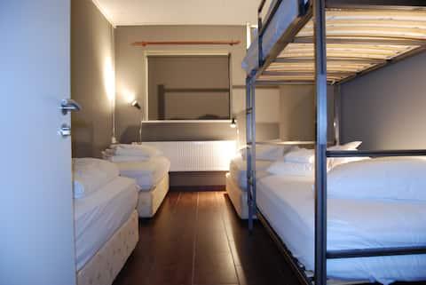 Tehúsið Hostel - Twin/Double room