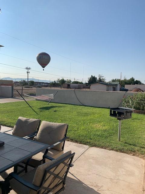 Albuquerque valley