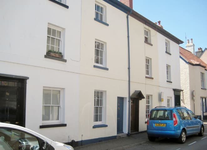 Georgian Town House in Monmouth - Monmouth - Casa