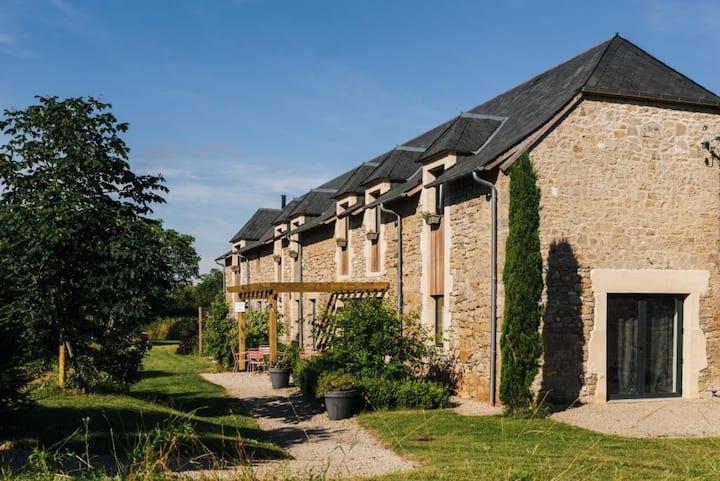 Chambre d'hôtes aux portes de Rodez
