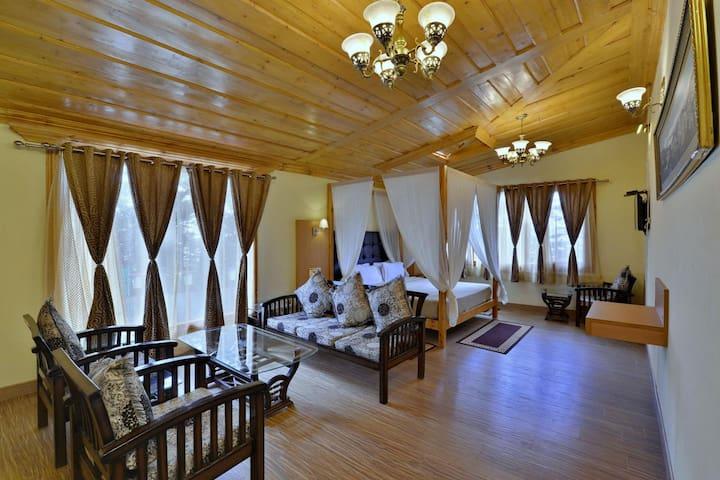 Honeymooners Paradise - Shimla - Bungalow