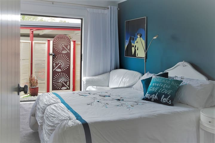 HobsonVilla - private studio North / West Auckland - Auckland - Ház