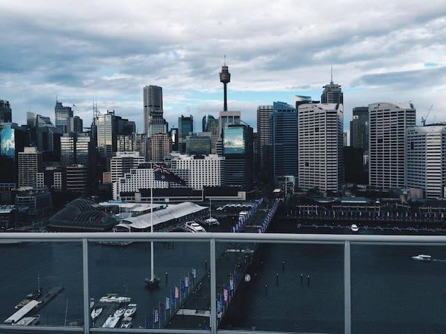 Great Location: Darling ONE  Harbour 2 bedroom apt - Sydney - Apartment
