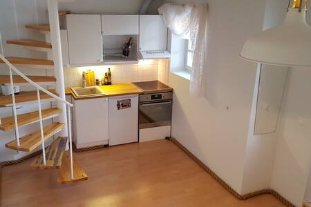 Tolli Penthouse - Kuressaare - Appartement