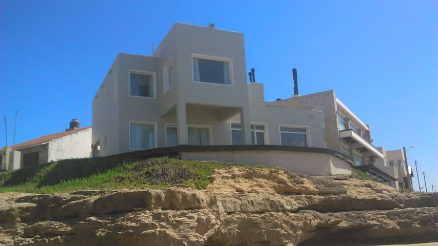 Exclusiva Casa en la playa, Mar del sur