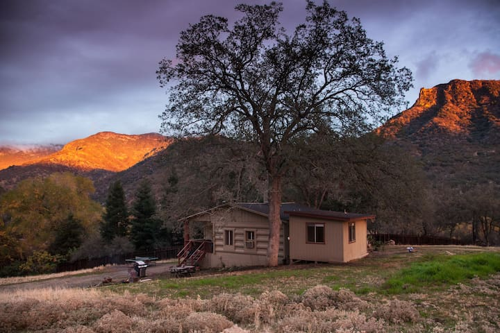 Kaweah River House