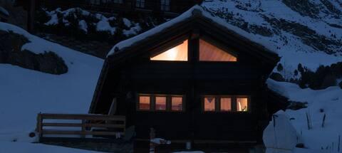 Chalet/Mayen de la Tza, Arolla, Suisse