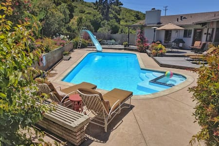 Valley Vista Home in Sta Rita Hills, Lompoc
