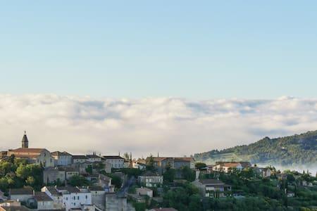 A l'aube du Ventoux - 8 beds - fabelhafte Aussicht - Crillon-le-Brave - Huis