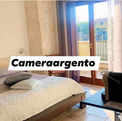 Luxury b&b - Camera suite Argento - Lavinio, Anzio