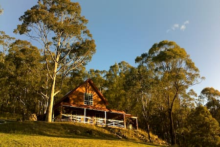 Wallaby Leap, Spa Lodge, Eaglereach - Vacy - Hus