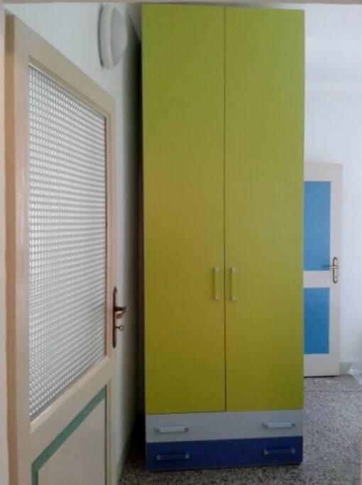Camera da letto - armadio