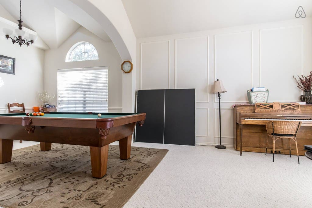 Guest Game Room