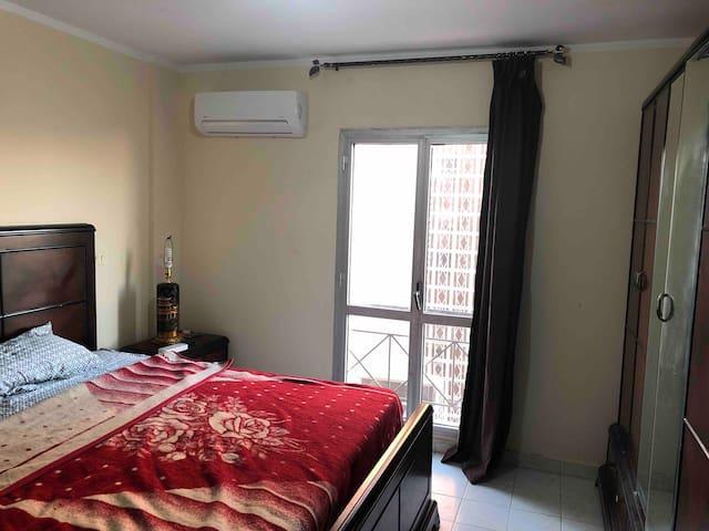 Apartment in Rehab City. Cairo.