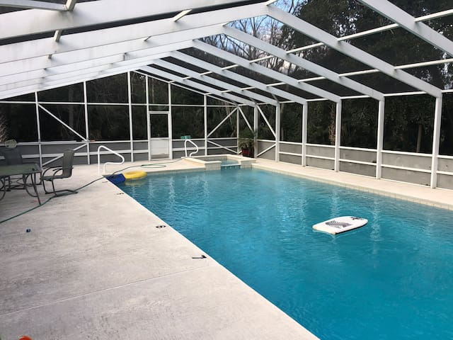 Pool home Daytona Area (PORT ORANGE)