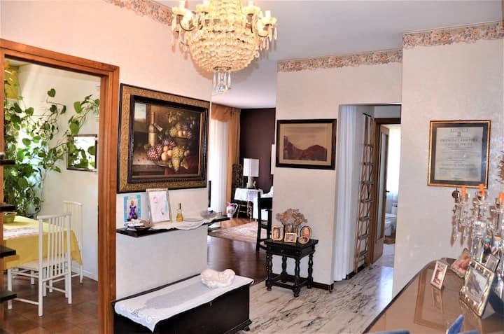 Splendido appartamento zona Università Trieste