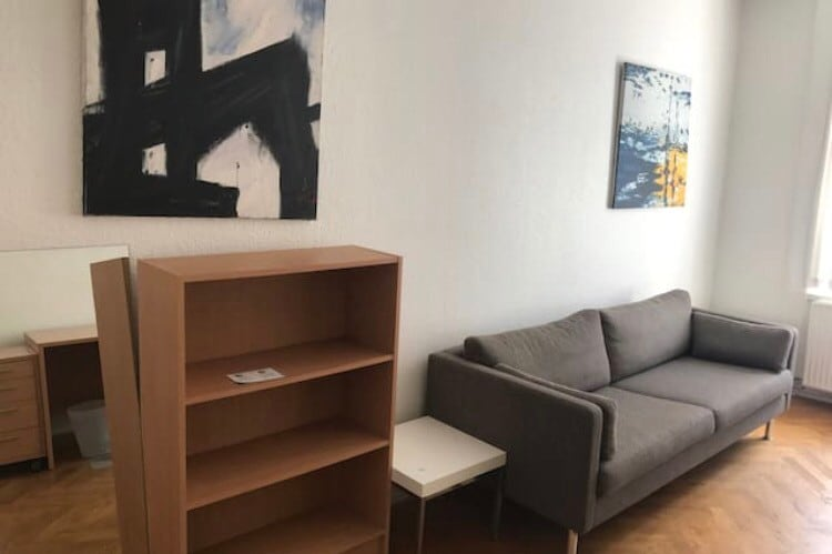 Fold ud seng. free oliver furniture wood halvhj seng hvideg with ...