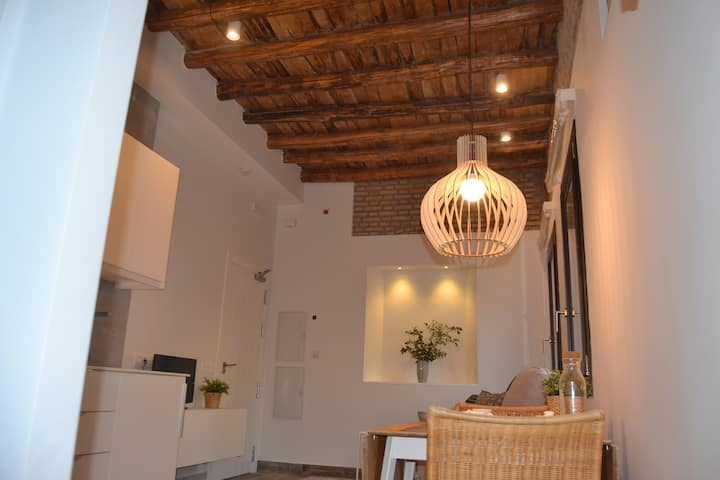Apartamento con encanto en Barrio del Realejo