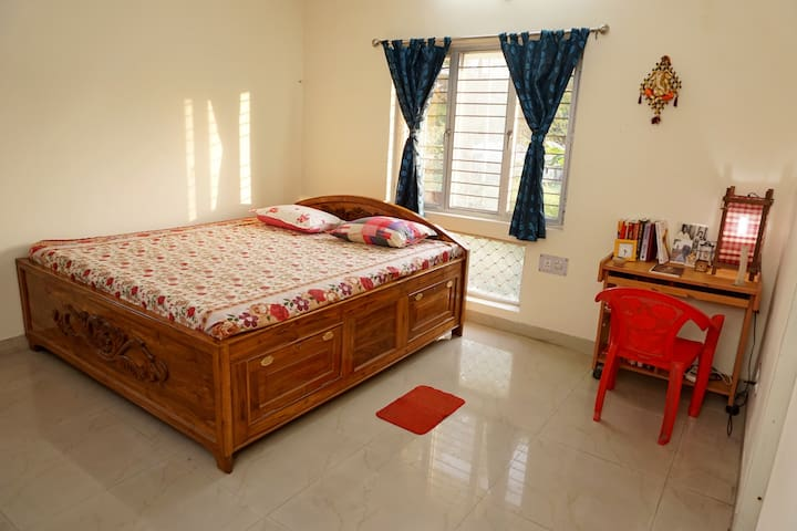 Spacious apartment with parking - Kolkata - Apartamento