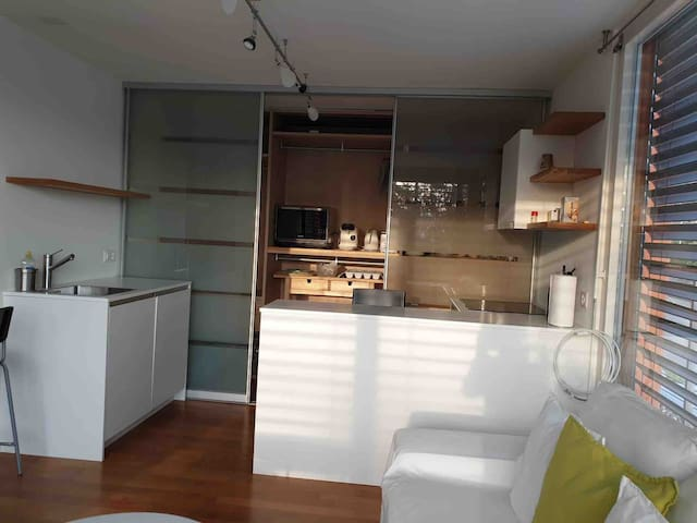 Cosy bright and modern apartment near Zurich