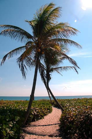 Fantastic 1BD by the Beach @Landex Dover House - Delray Beach - Osakehuoneisto