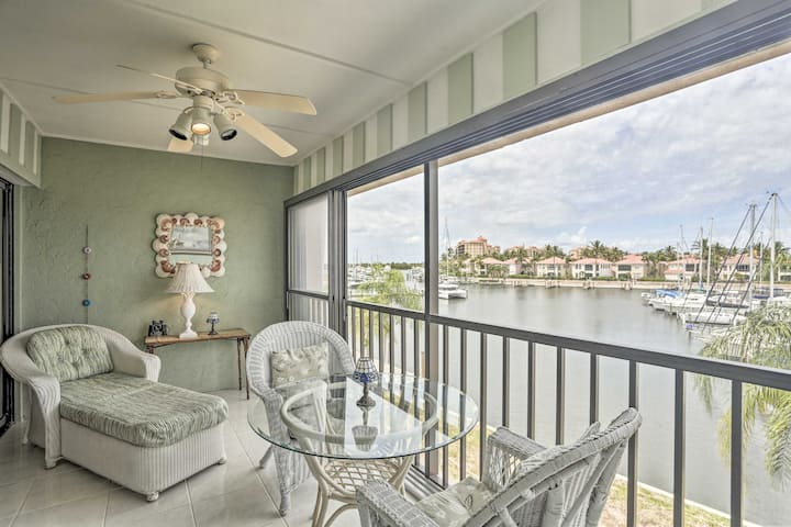 Waterfront Punta Gorda Condo w/ Pool & Marina