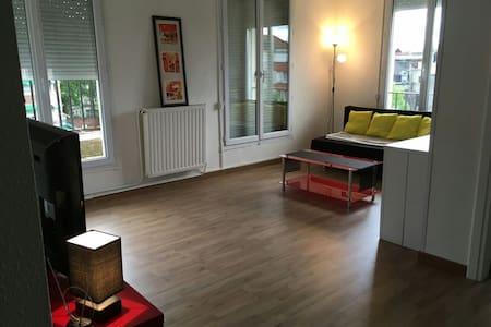 Spacieux appart  plein centre Ville - 瓦朗谢讷 (Valenciennes) - 公寓
