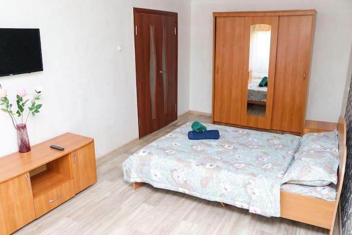 Сдам 1 квартиру чистую, уютную, Абылай Хана 22
