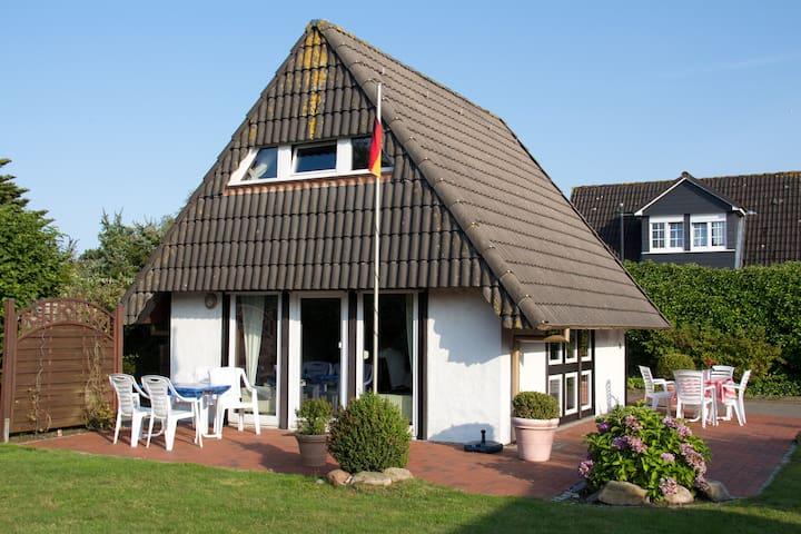 Nordseeurlaub in Cuxhaven-Duhnen