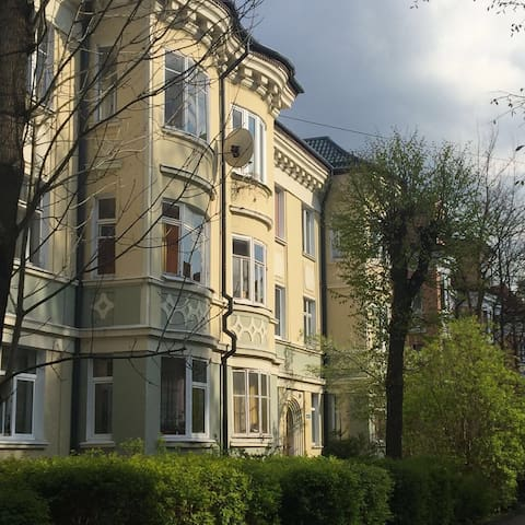 Wonderful flat in center of the Koenigsberg - Konigsberg - Apartament