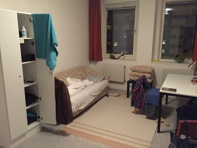 International housing with friendly roomates - Tyresö - Apartment