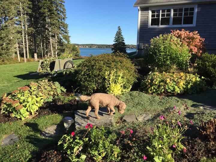Maine Downeast Seacoast Home.