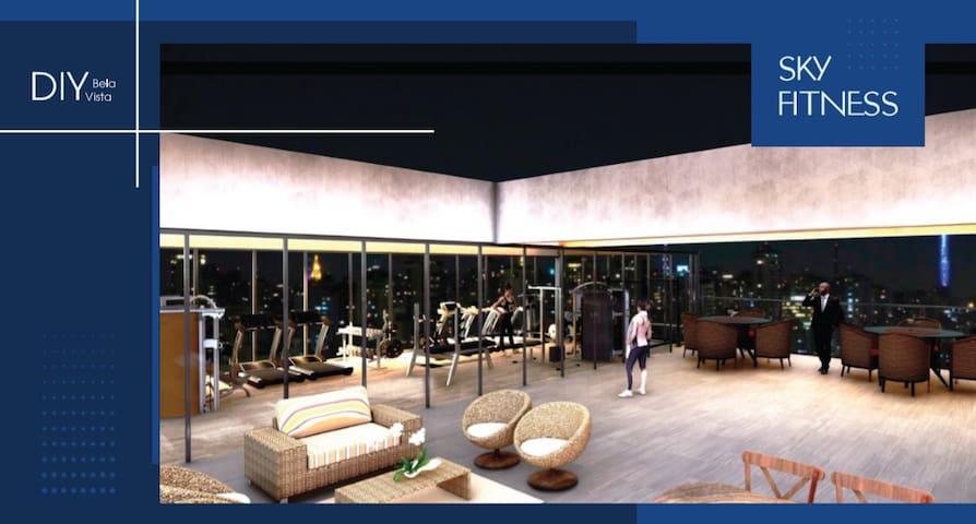 Studio de 25 m² na Bela Vista